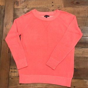 GAP Factory Crew neck long sleeve sweater